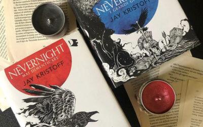 "Reading with LIS: ""Nevernight"" di Jay Kristoff"
