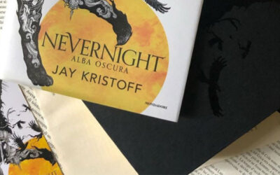 """Reading with LIS: """"Alba oscura"""" di Jay Kristoff"""