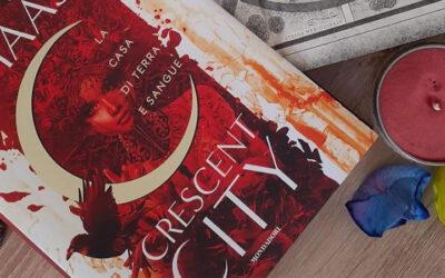 """Reading with LIS: """"Crescent city"""" di Sarah J. Maas"""