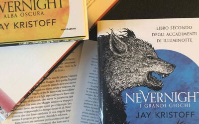 "Reading with LIS: ""I grandi giochi"" di Jay Kristoff"